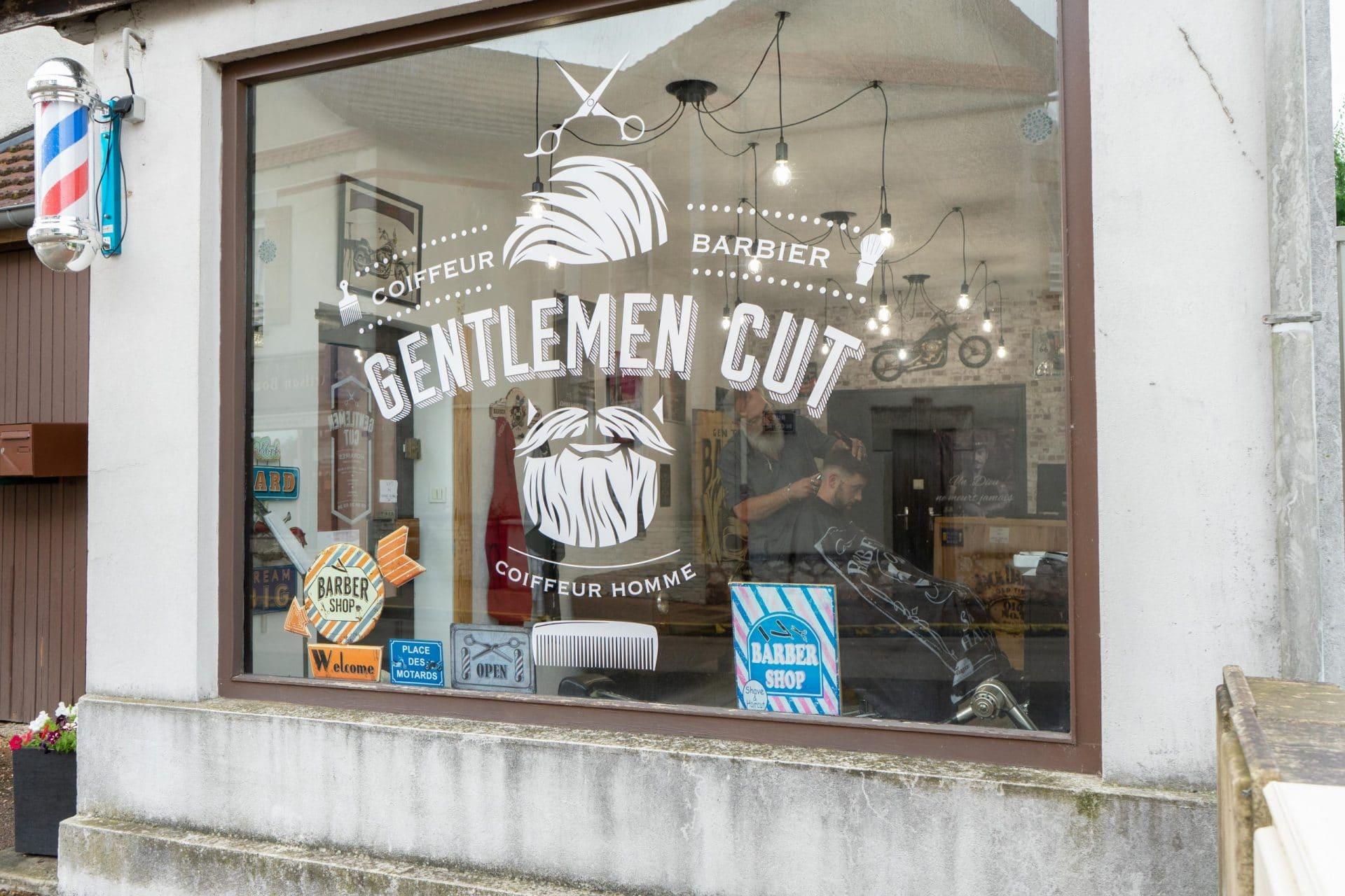 Gentlemen Cut - Barber Shop