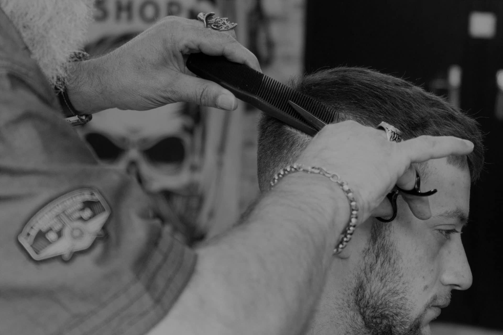 Gentlemen Cut - Coiffure homme