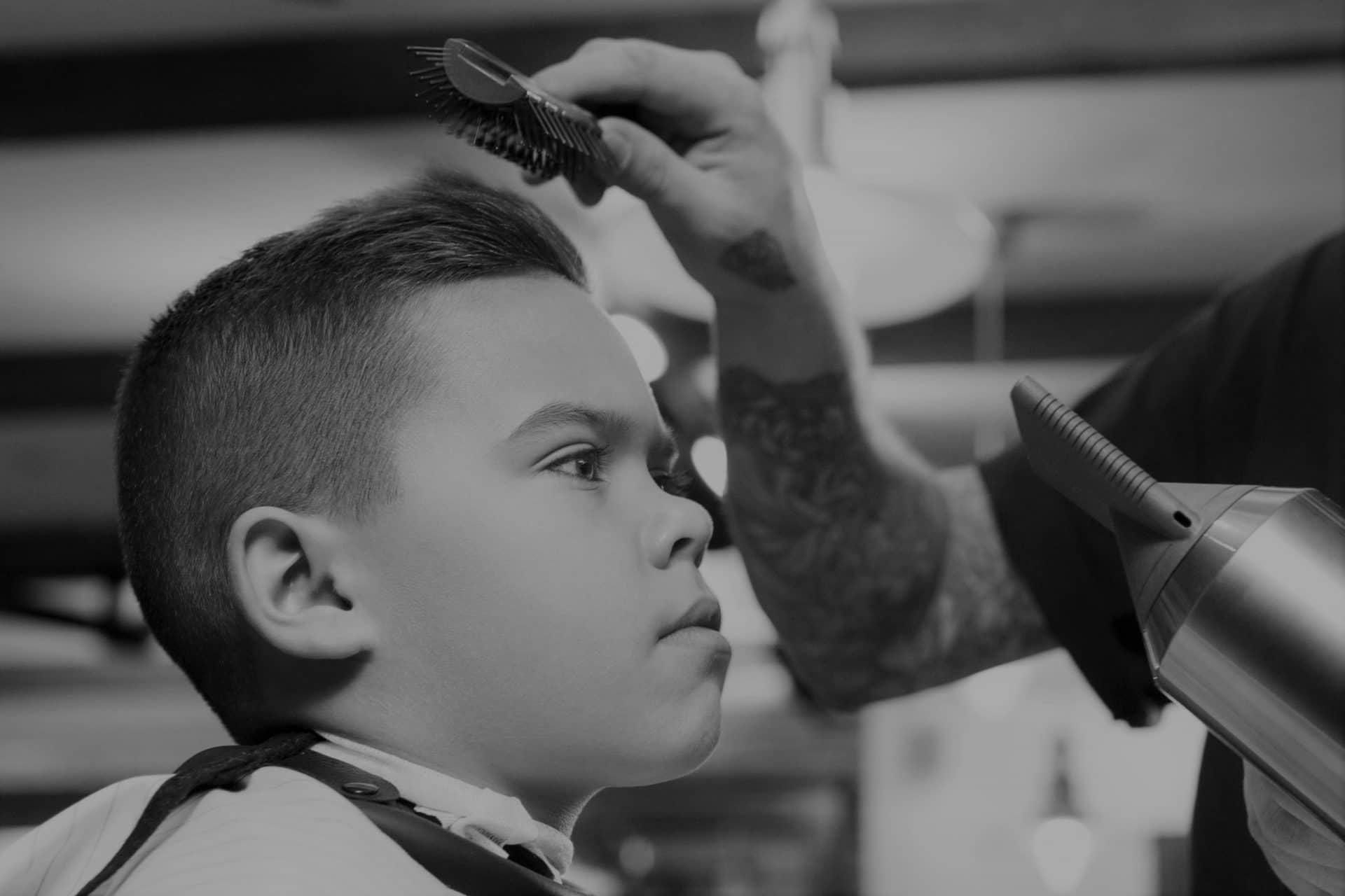 Gentlemen Cut - Coiffure enfant