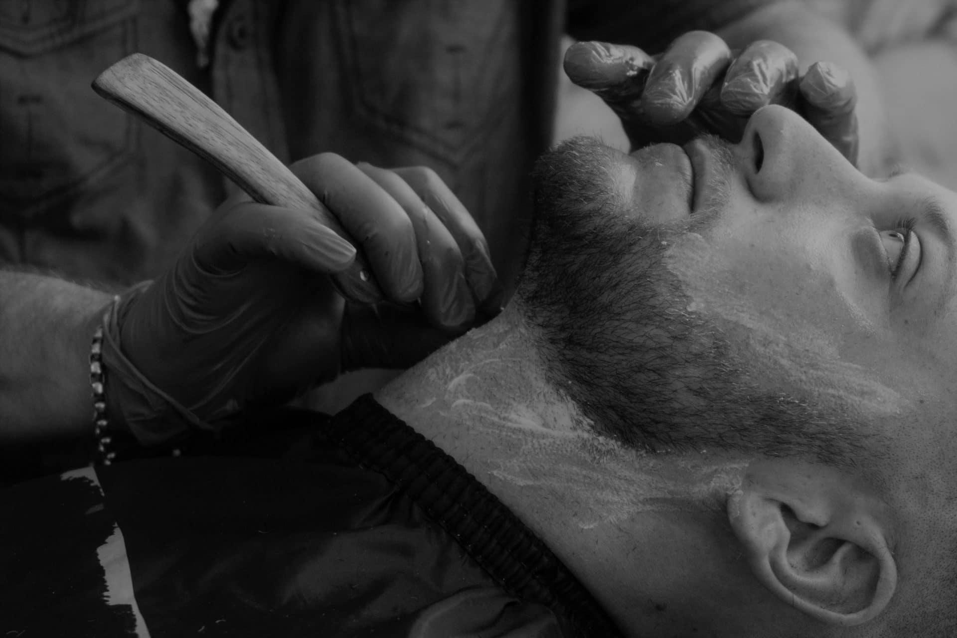 Gentlemen Cut - Taille barbe